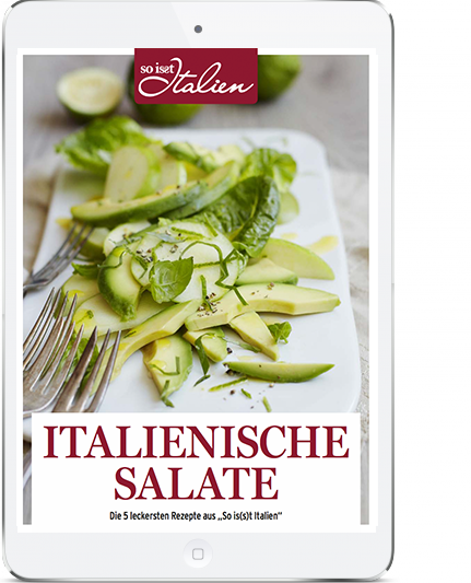 So is(s)t Italien - E-Book Italienische Salate