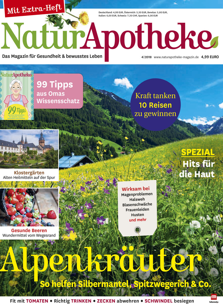 NaturApotheke 04/2018