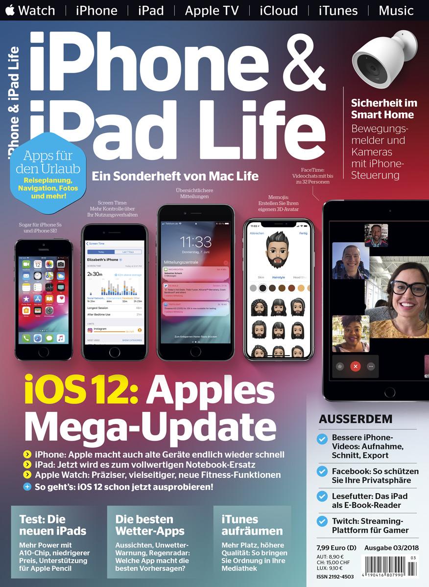 iPhone & iPad Life 03/2018