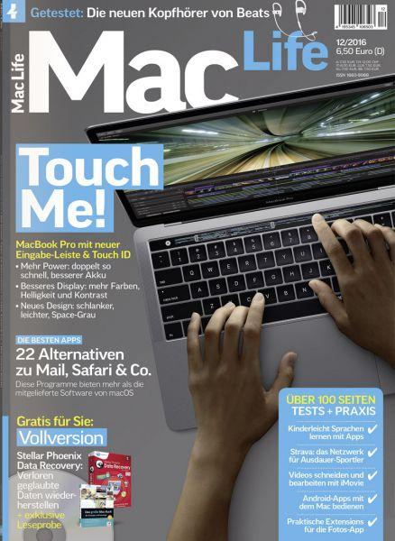 Mac Life 12/2016
