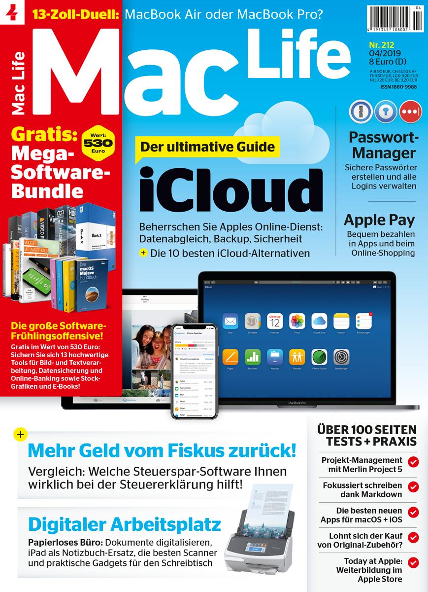 Mac Life 04/2019