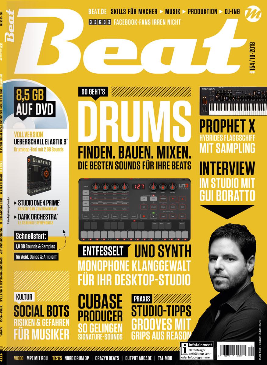 Beat 10/2018