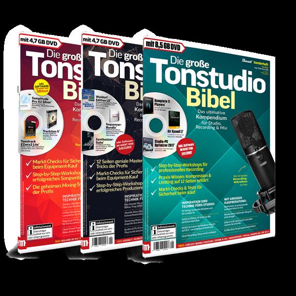 Beat TonstudioBibel Bundle