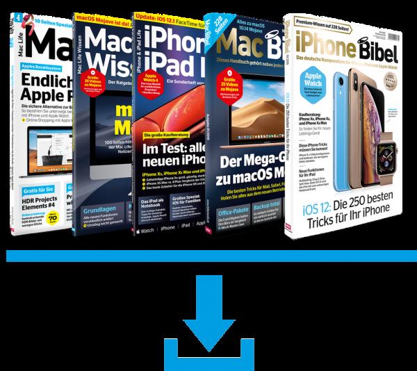 Apple-Medien-Flat