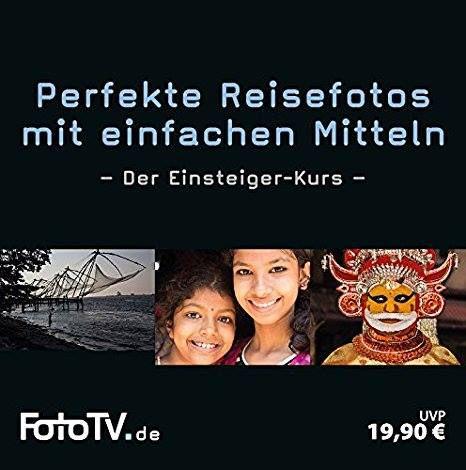 Reisefoto-Tutorial DVD von Foto.TV