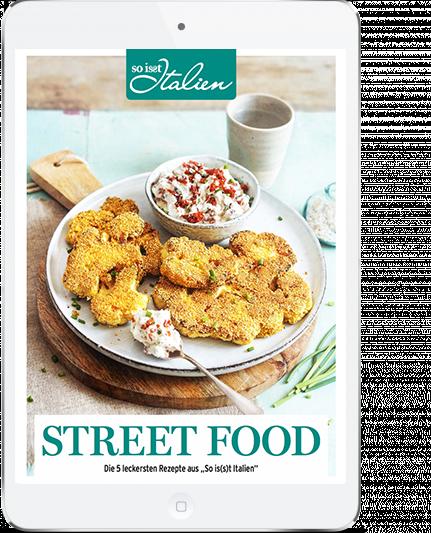 So is(s)t Italien - E-Book - Street Food