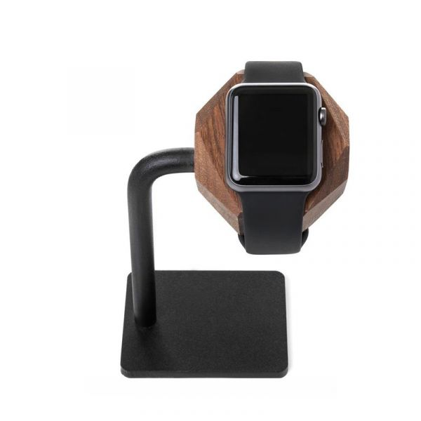 EcoDock Watch Edt. - Wooden Apple Watch 1&2 Dock
