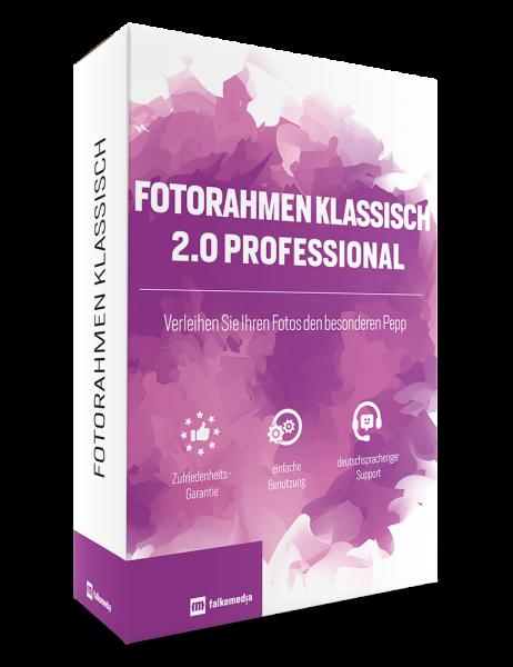 Foto-Rahmen klassisch 2.0 Professional