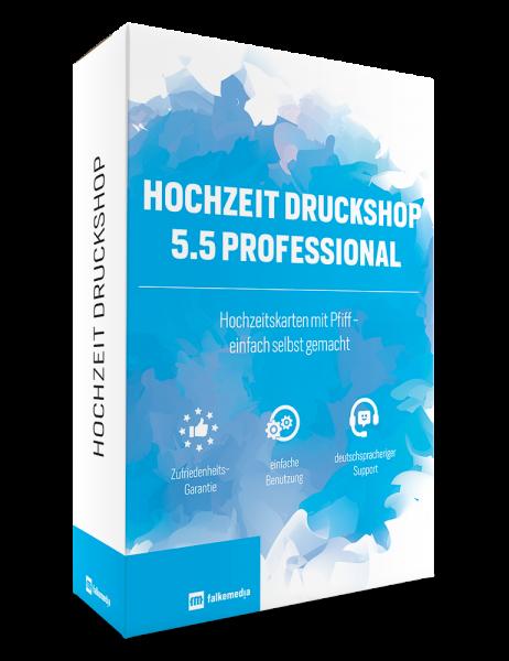 Hochzeit DruckShop 5.5 Professional
