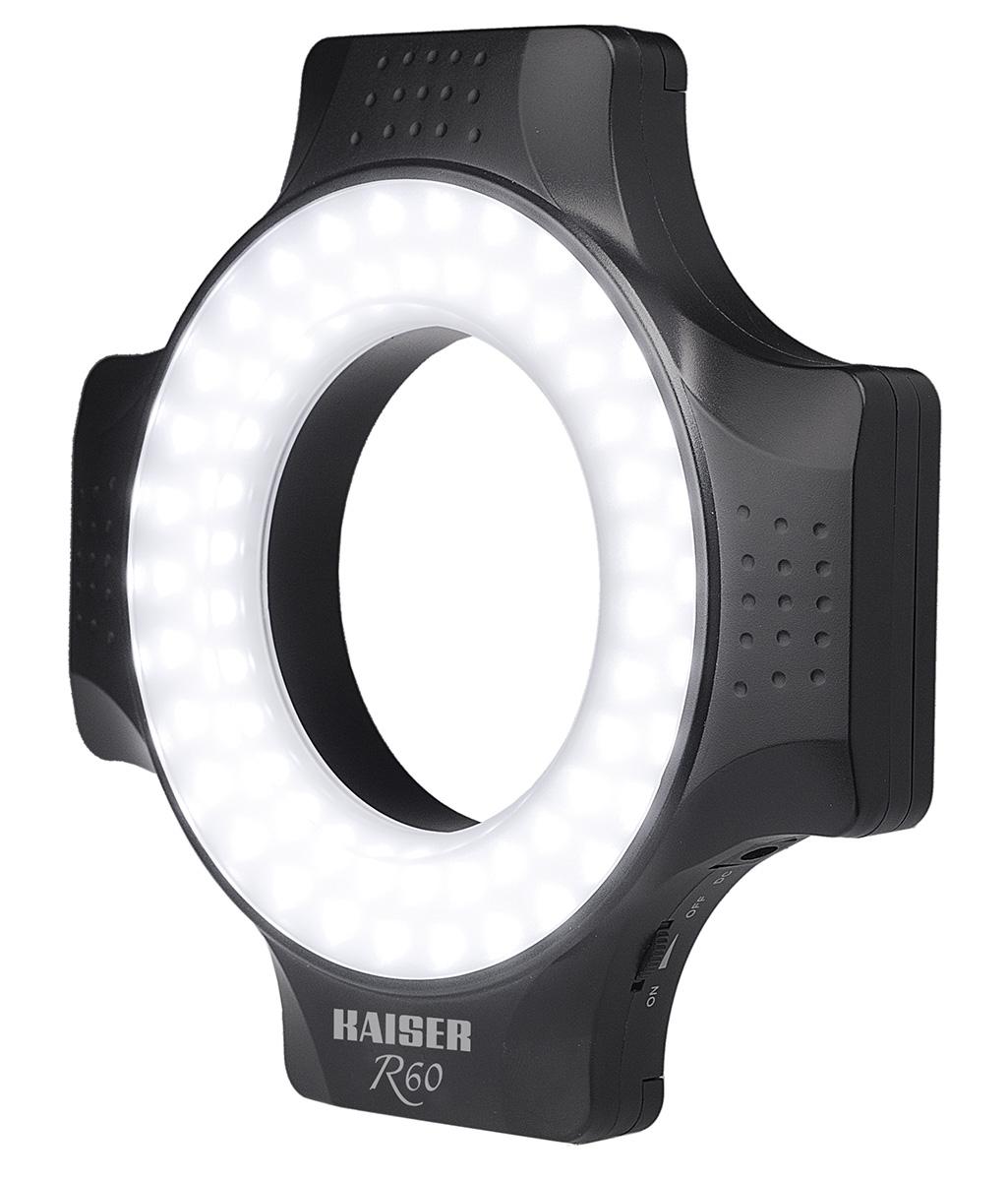 LED-Ringleuchte R60