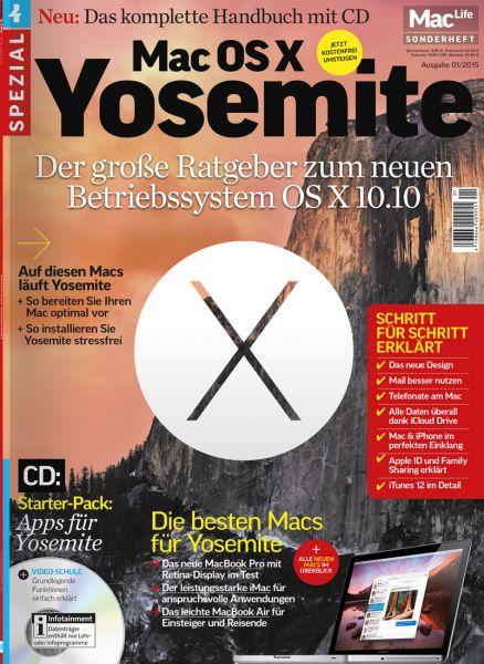 Mac Life Spezial Mac OS X Yosemite 01/2015