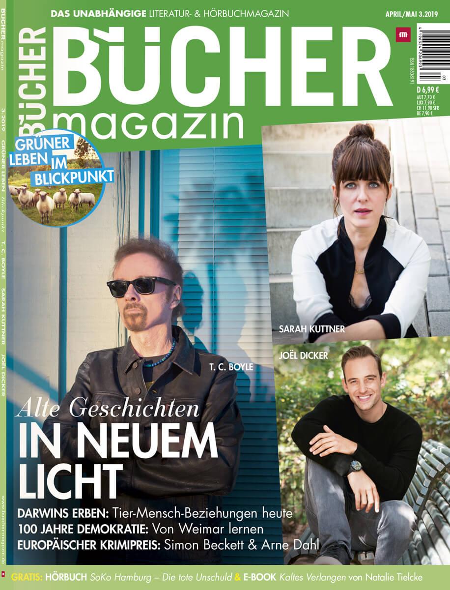 BÜCHER 03/2019
