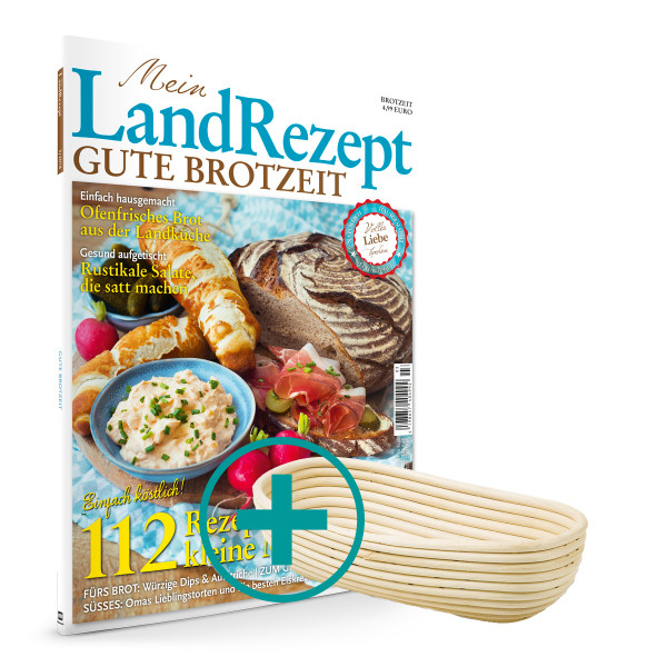LandRezept & Gärkörbchen