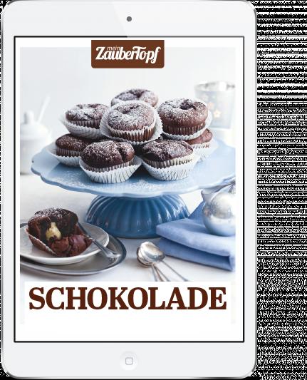 Mein ZauberTopf - E-Book Schokolade mit dem Thermomix®