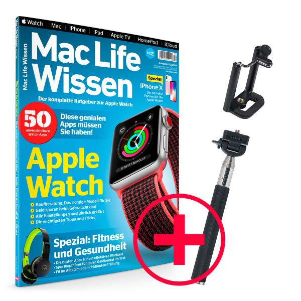 Mac Life Wissen & Dörr Handstativ