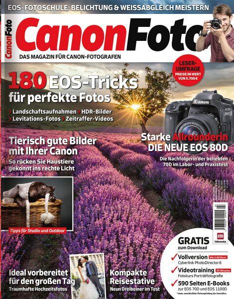 CanonFoto 03/2016