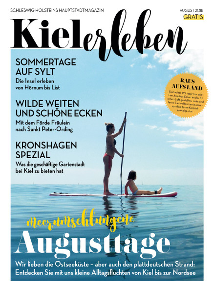 KIELerleben - August 2018