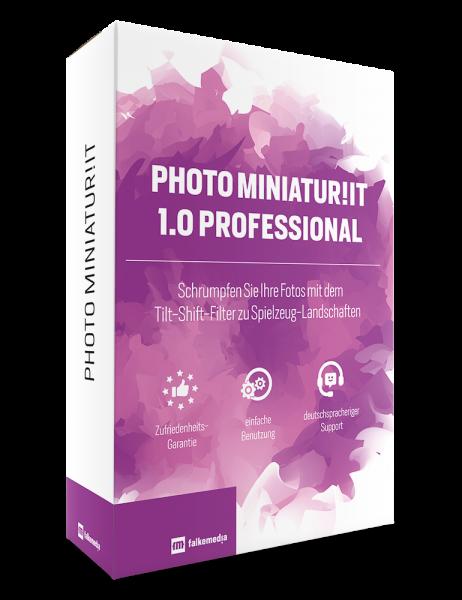Photo Miniatur!It 1.0 Professional