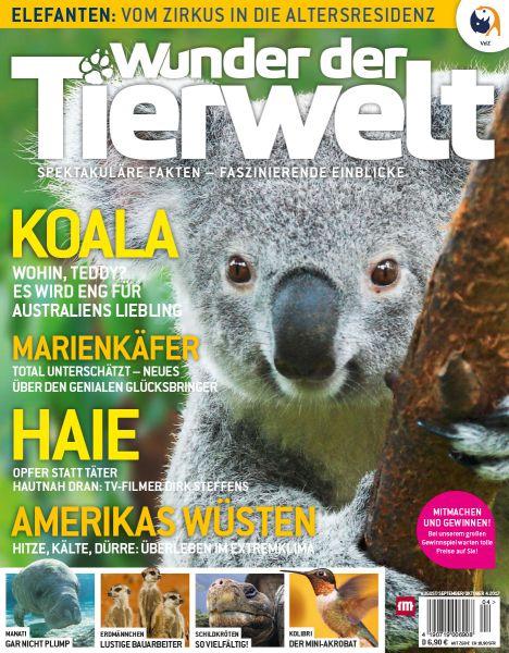 Wunder der Tierwelt 04/2017