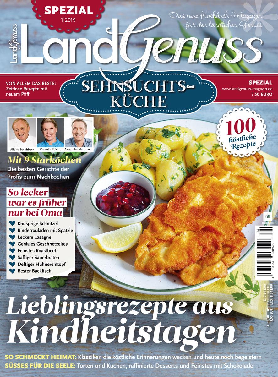 LandGenuss Spezial 01/2019