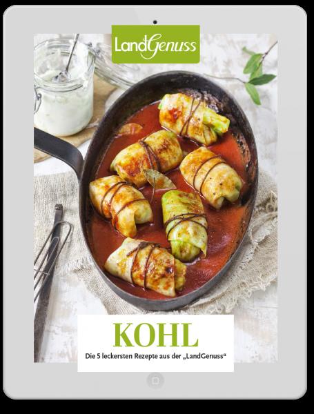 LandGenuss Kohl-Rezepte