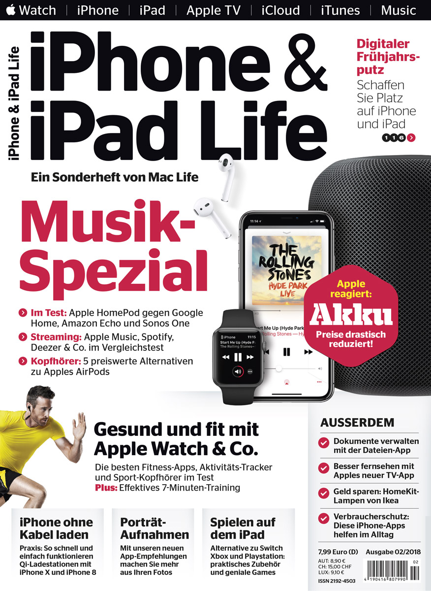 iPhone & iPad Life 02/2018