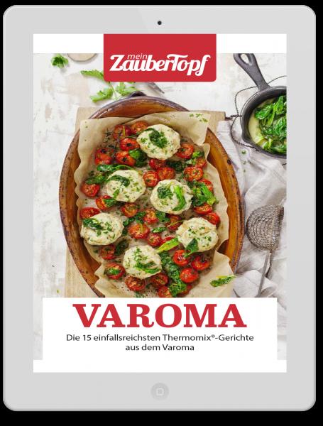 ZauberTopf E-Book Varoma