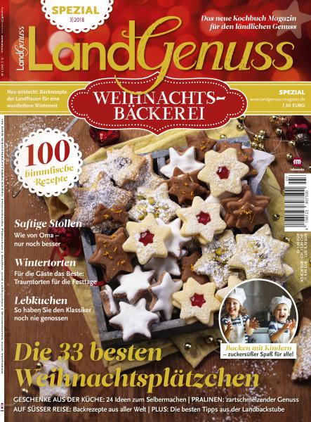 LandGenuss Spezial 03/2018 Weihnachten