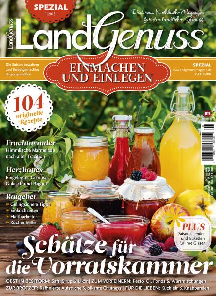 LandGenuss Spezial Cover