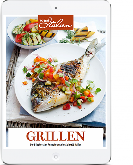 So is(s)t Italien - E-Book Grillen