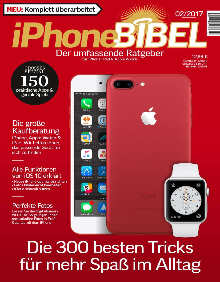 iPhoneBIBEL 02/2017 → Jetzt bei falkemedia kaufen | falkemedia