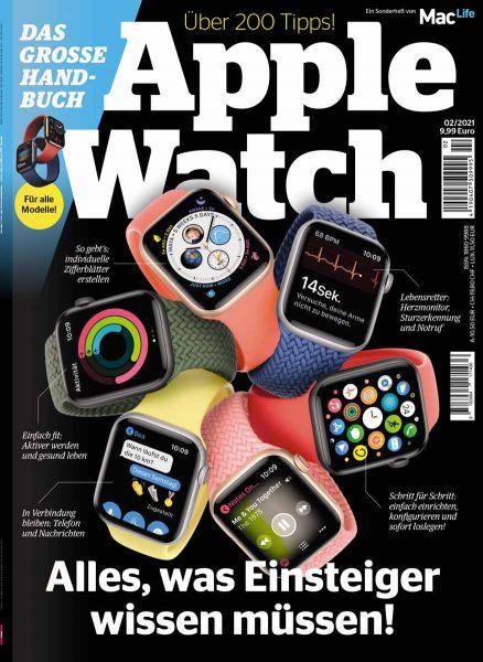 Das große Apple Watch Sonderheft 2021