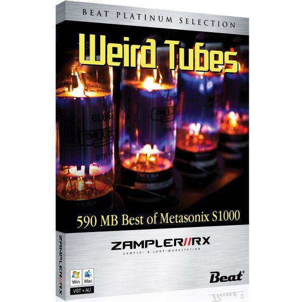 WEIRD TUBES
