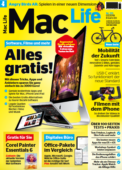 Mac Life 07/2019