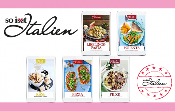 So is(s)t Italien - Das ultimative E-Book Bundle