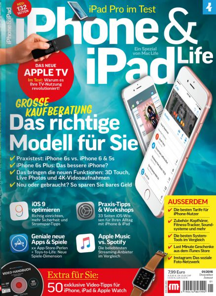 iPhone & iPad Life 01/2016