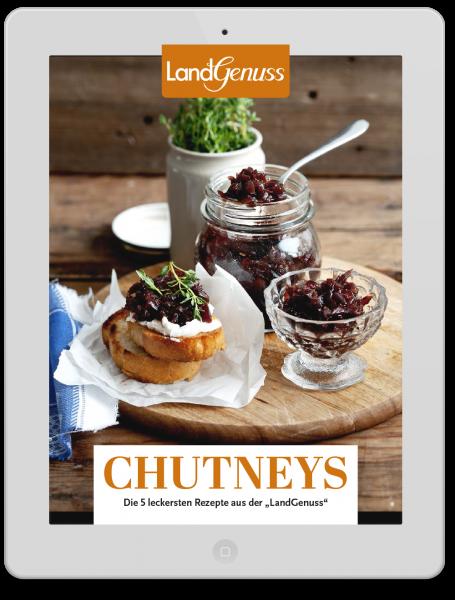 LandGenuss - E-Book - Chutney