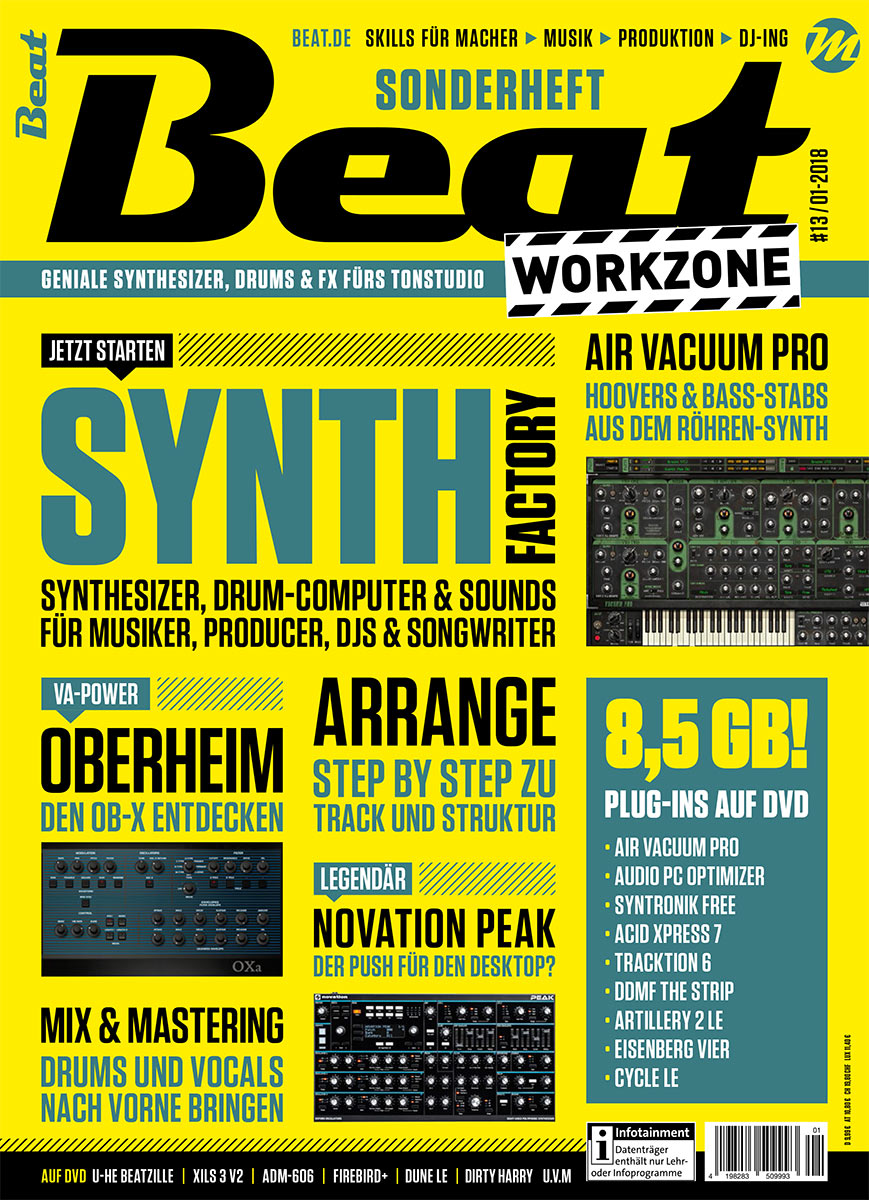 Beat Workzone 01/2018