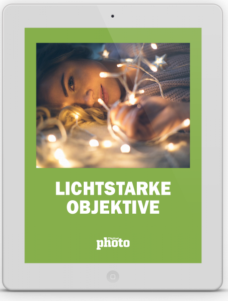 DigitalPhoto Lichtstarke Objektive