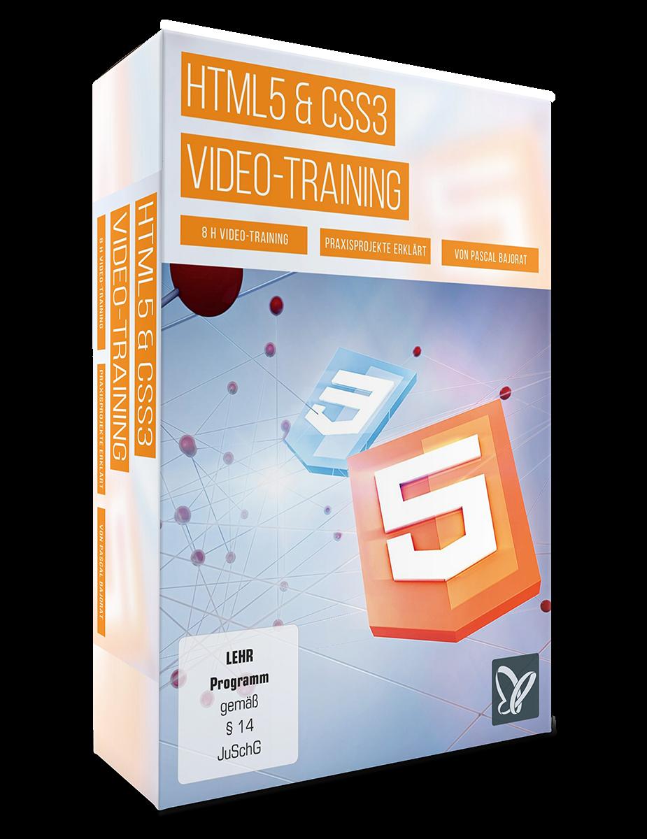 Html5 und CSS3 Video-Training