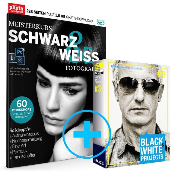 Schwarzweiß Fotobundle