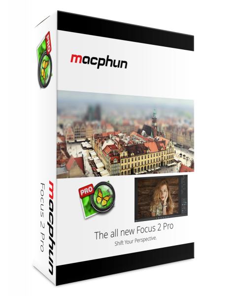 MacPhun Focus 2 Pro für macOS