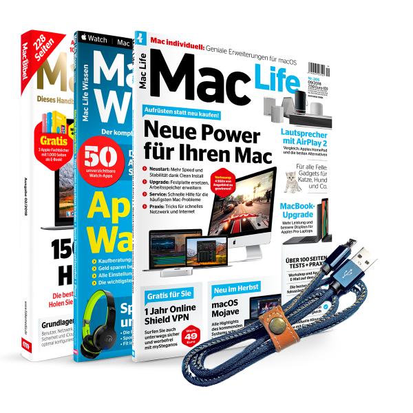 Mac Life Power Bundle