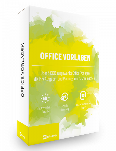 5.000 Office-Vorlagen