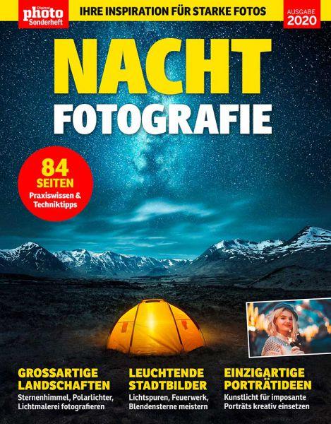 DigitalPHOTO Sonderheft – Nachtfotografie [eBook]