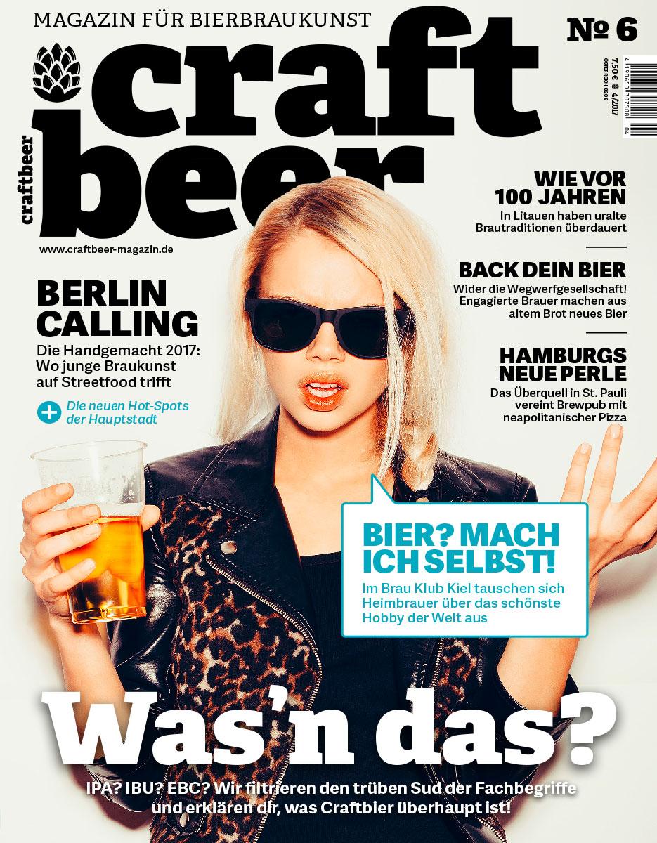 Craftbeer-Magazin 04/2017