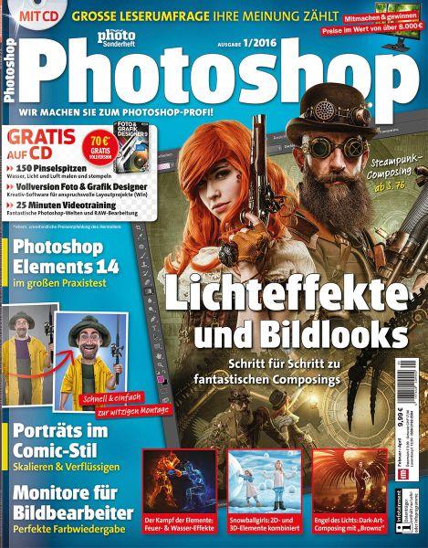 DigitalPHOTO Photoshop 01/2016