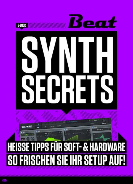 Synth Secrets - So frischen Sie Ihre Setup auf [eBook]