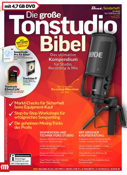 Beat TonstudioBIBEL 01/2015