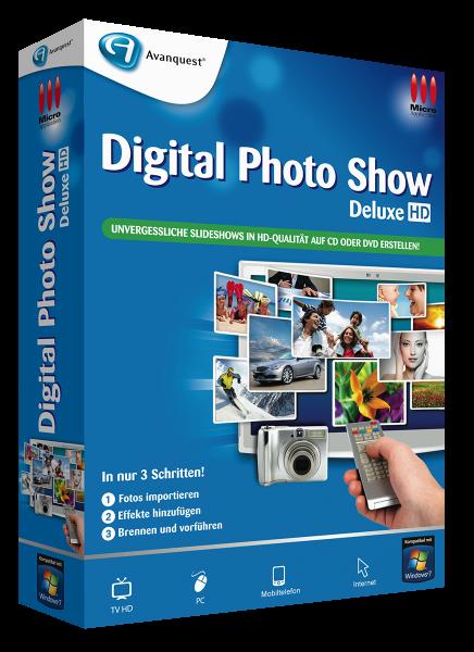 Digital PhotoShow Deluxe